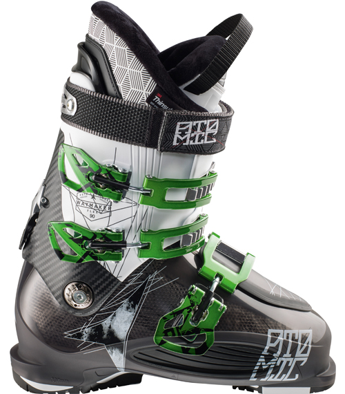 Demo Ski Boot Rental