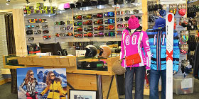 Top Name Brand Ski & Snowboard Equipment