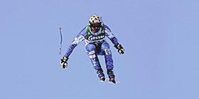 Olympian Downhill Ski Racer - Chad Fleischer