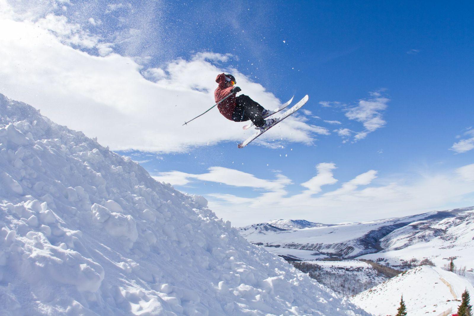 Chad Fleischer Ski Air
